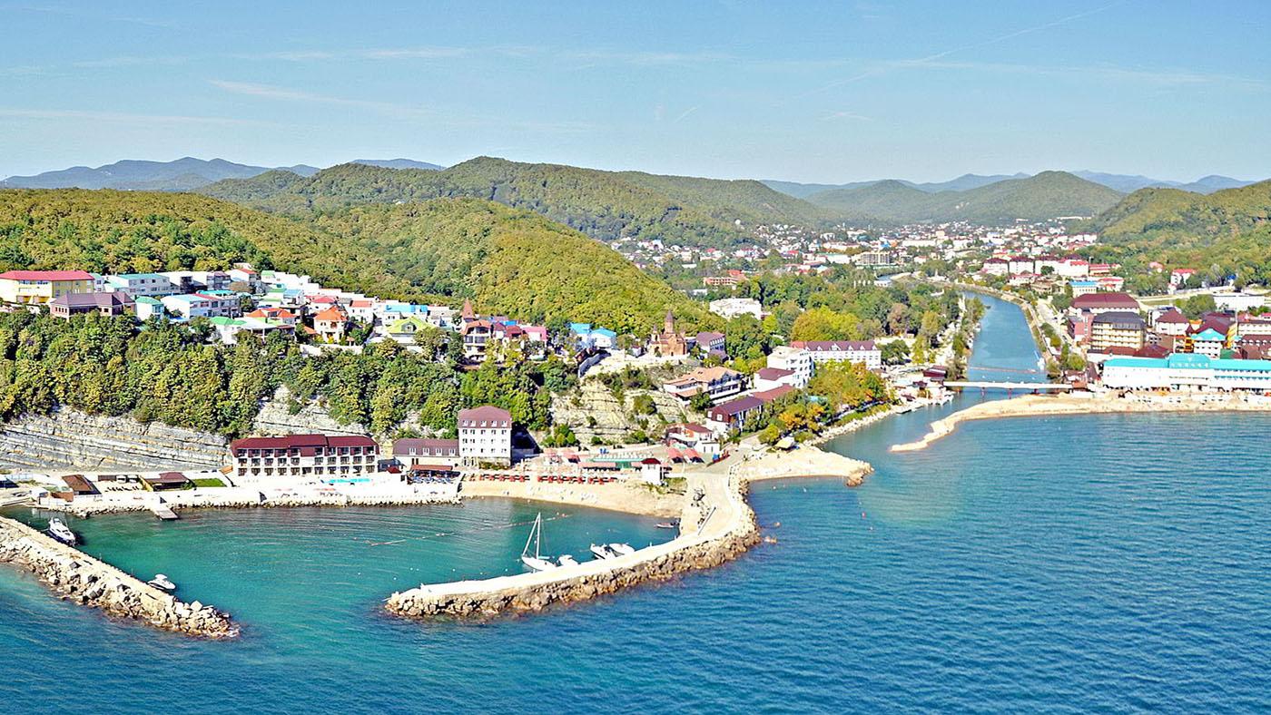 может черноморские курорты фото города поселки чурка доводит