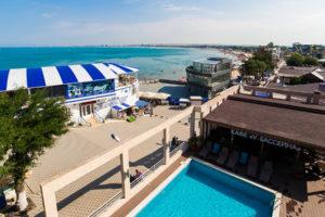 Парк-Отель Анапа на берегу моря