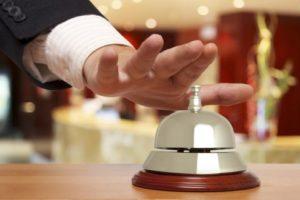 Тайный гость в гостиничной сфере