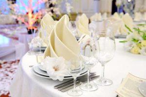 Свадебный банкет в ресторане в Краснодаре